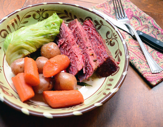 Guinness Corned Beef - From Valerie's Kitchen