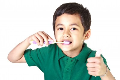 Boy & Toothbrush_3-16-12