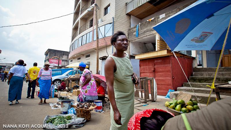 Shopping, Douala Style