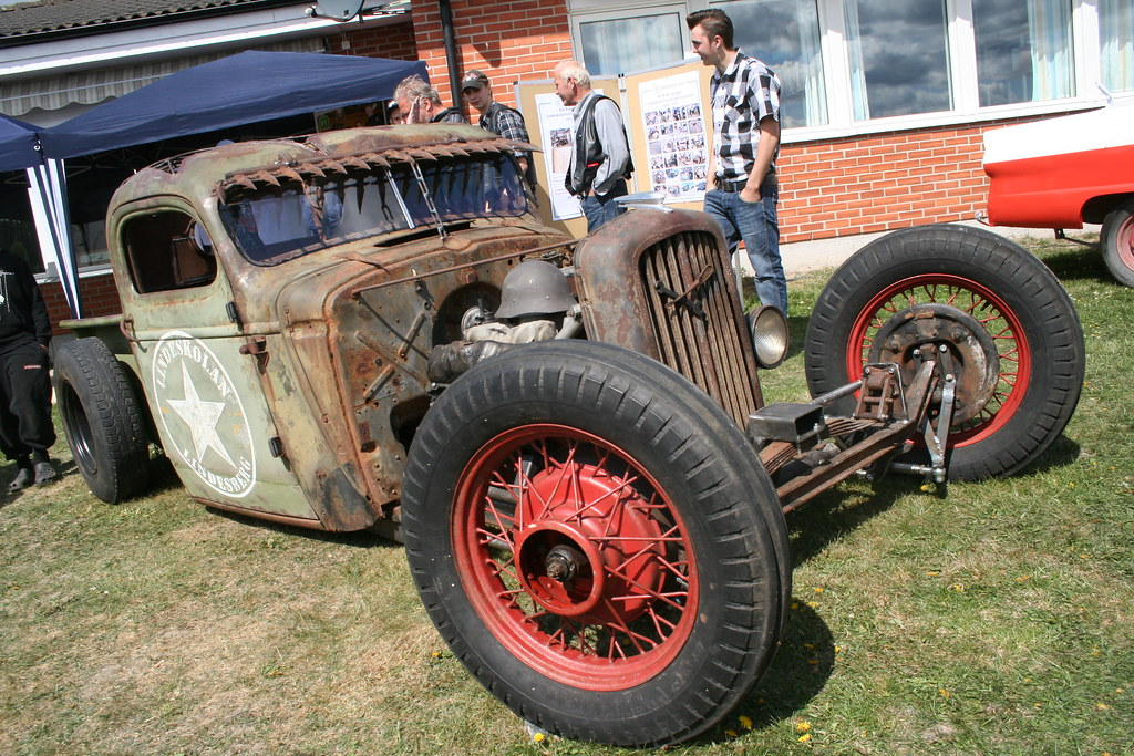 rat rod sverige