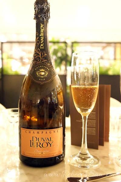 Duval-Leroy champagne, Bistro 42 Bangsar-005