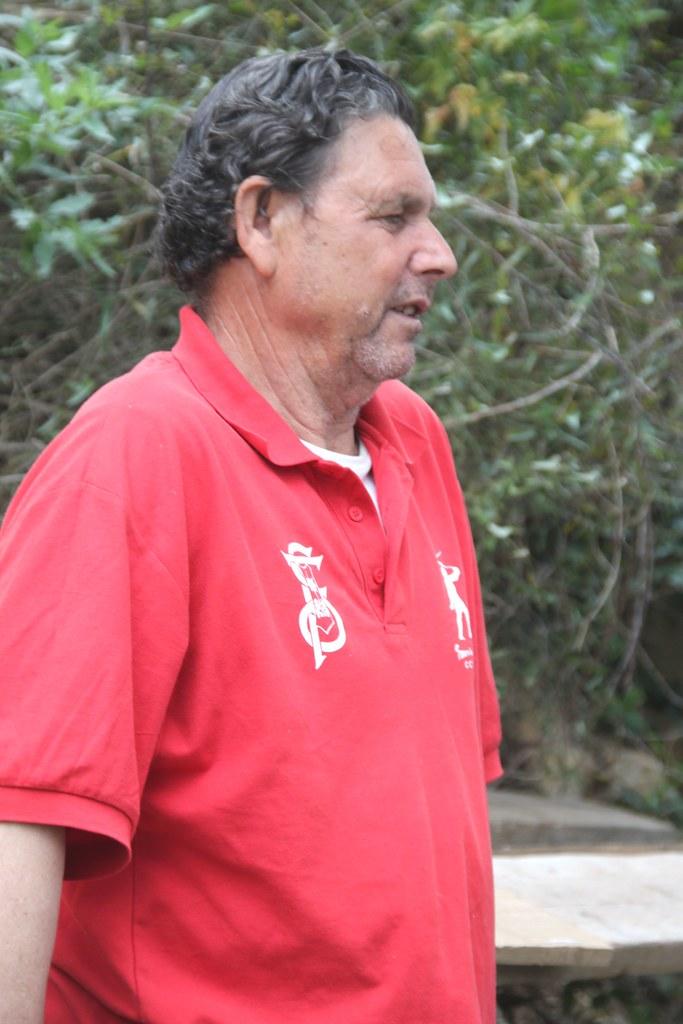Manuel Guerrero  - Tirada Ca n'Arabí  22-04-2012.