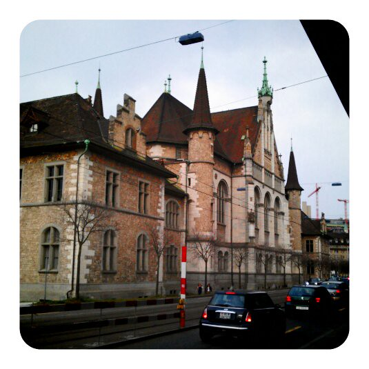 Zürich state museum