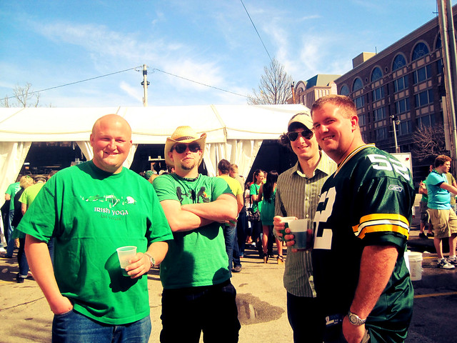 boys st. pattys 2012