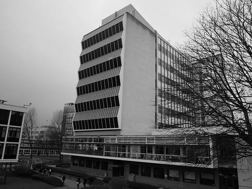 Renold Building, UMIST photo Jack Hale
