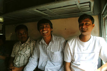 Prosanto, Akshay & Bernard