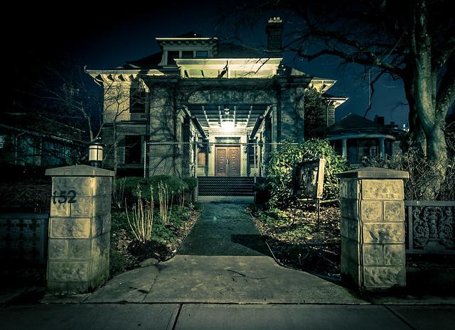 Gabriola Mansion, 1523 Davie St