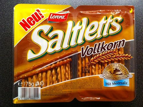 Lorenz Saltletts Vollkorn
