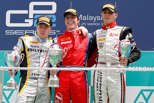Luiz Razia vence GP2 Series 2012 - Sepang