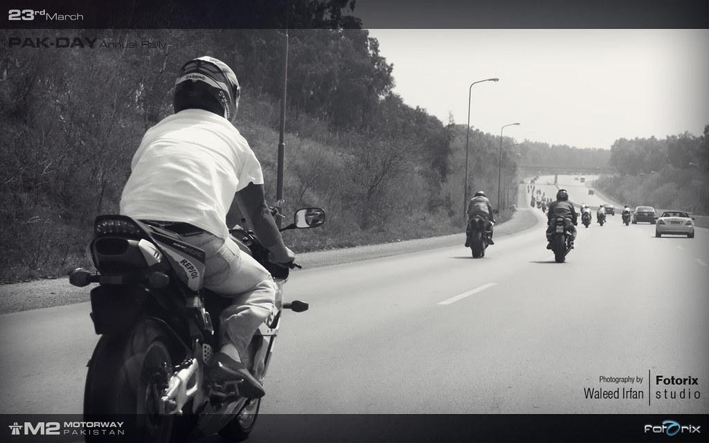 Fotorix Waleed - 23rd March 2012 BikerBoyz Gathering on M2 Motorway with Protocol - 7017399275 abf40c5308 b