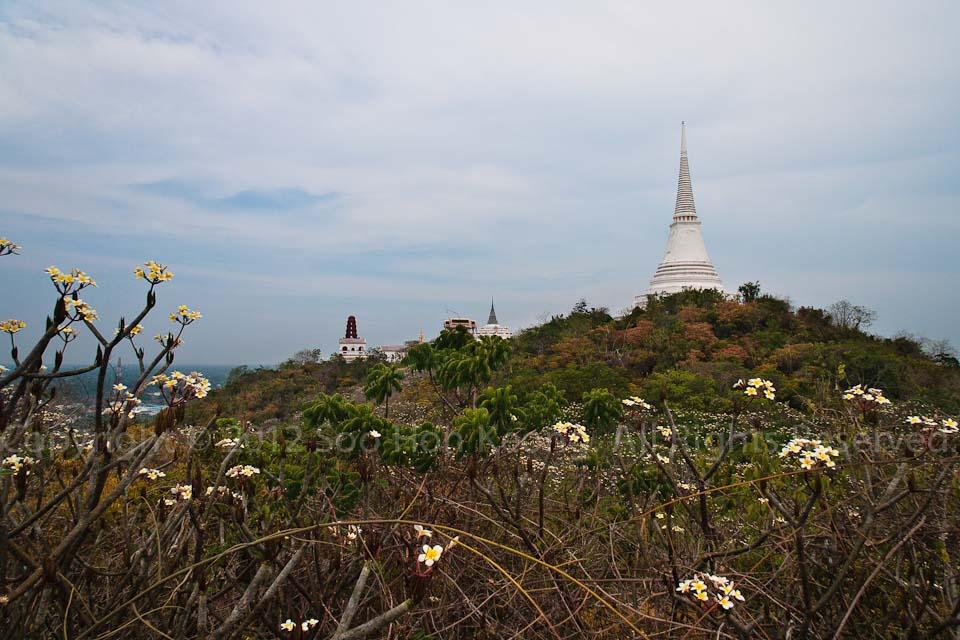 Khao Wang palace @ Phetchaburi Thailand