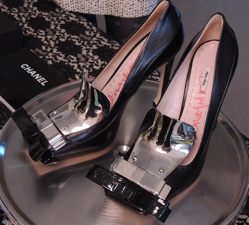 Madonna's Shoes