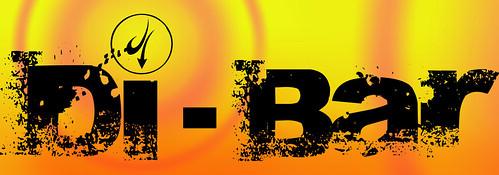 Di-bar Logo by thedropinn