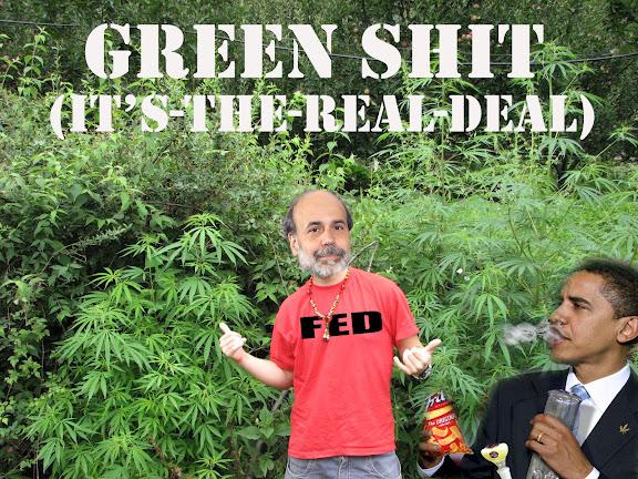 GREEN SHIT