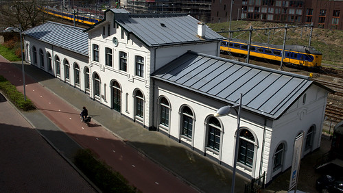 Amersfoort Old Railroad Station NCS