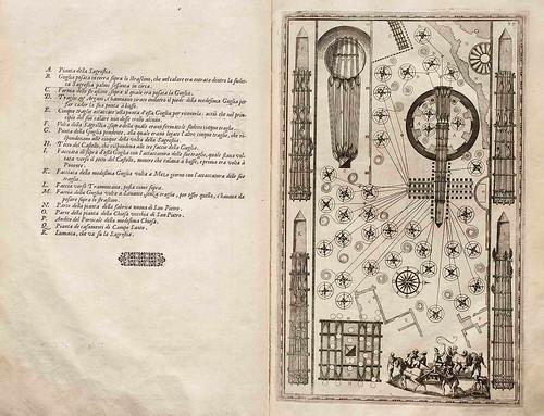 006-Della trasportatione dell'obelisco Vaticano…1590- Doménico Fontana-© Biblioteca Nacional Digital de Portugal