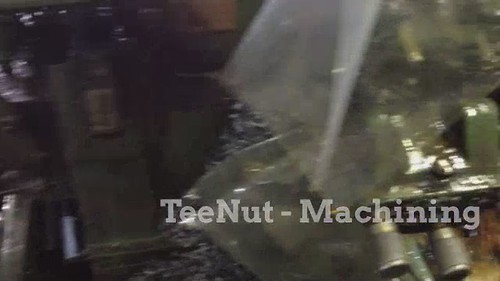 TeeNut - Machining