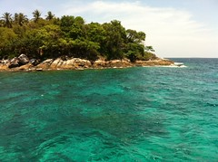 Raya Yai Island south of Phuket