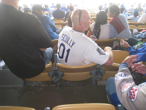 Vin Scully Jersey