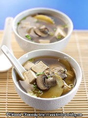 World Vegan Feast - Miso Soup