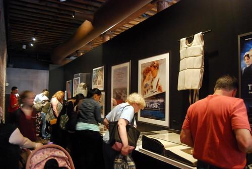 museum - movie stuffs
