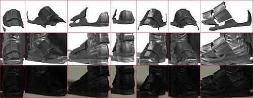 Malgus boot armor
