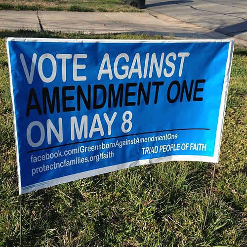Vote against amendment one.
