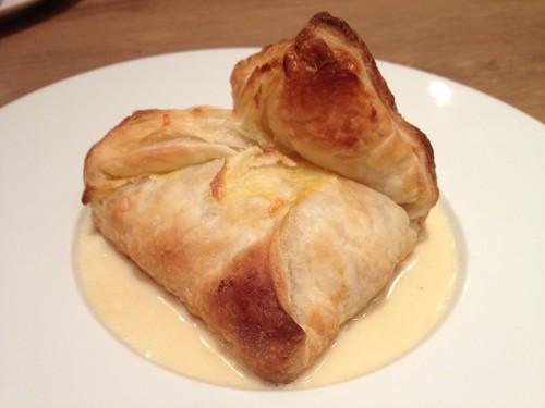 牡蠣とホタテのパイ包み焼き@Oysterbar&Wine BELON (オイスターバー&ワイン ブロン)
