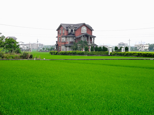 Yilan Rice Paddy House