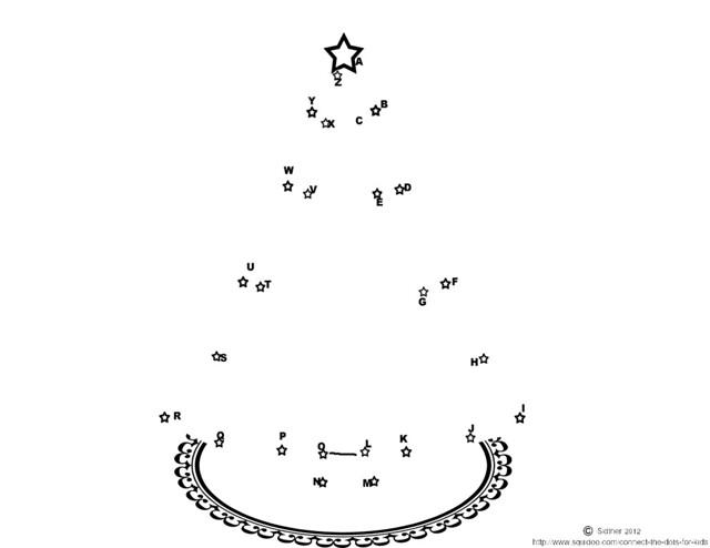 Free Printable Holiday Activities For Kids Christmas Tree