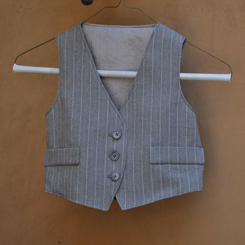Miles vest