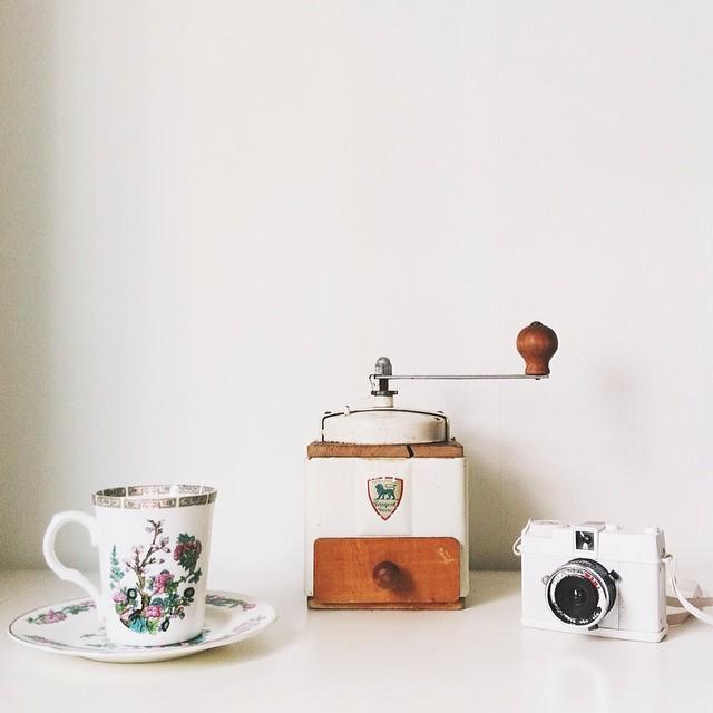 Peugeot vintage coffee grinder