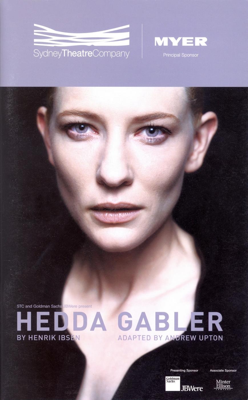 HeddaGablerSTC2004_Cover
