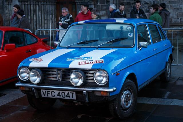 Rallye Monte-Carlo Historique 2014