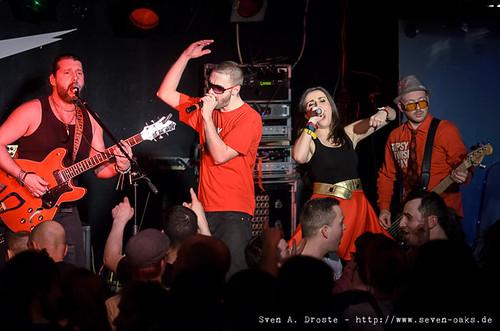 Simon Wahorn, Mad Milian, Katya Tasheva & Yuriy Gurzhy / Rotfront (SAD_20140320_NKN6250)