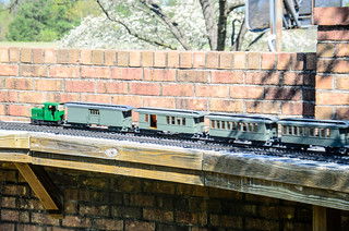 Model Steam Trains-22