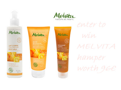 Melvita giveaway