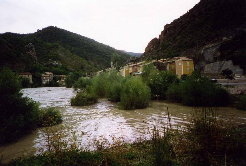 Les jardins inondés