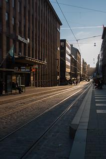 Aleksanterinkatu, Helsinki