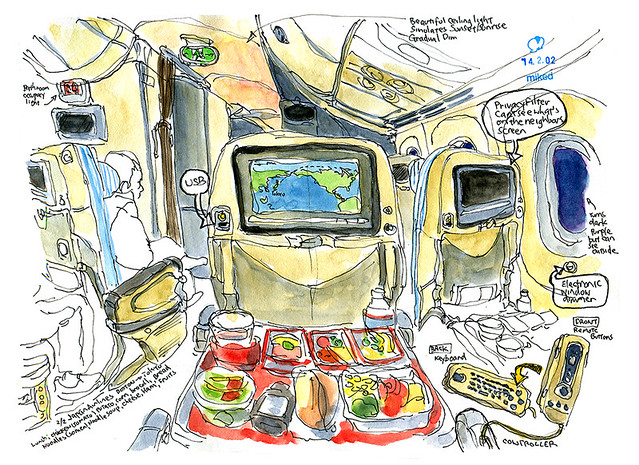 Japan Airlines - 787 Dreamliner
