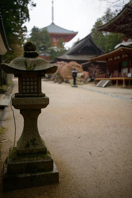 Way to Pagoda