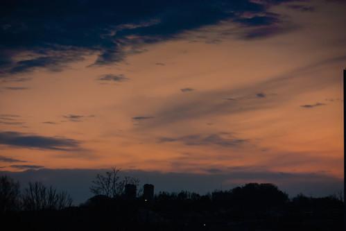 sunset sky 日本 okazaki aichiprefecture honshu 愛知県 mikawa 岡崎市 laspina 本州 中部地方 chūbu japandave 三河国