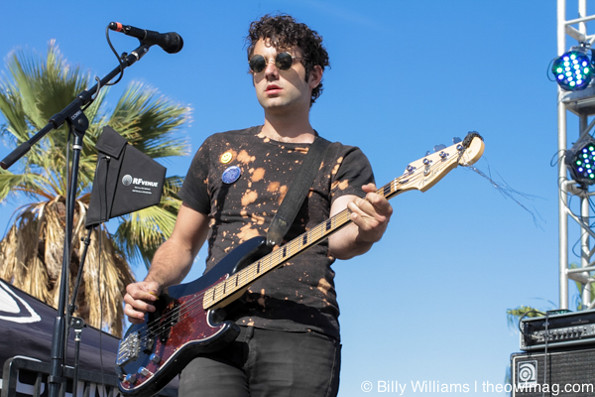 Fever The Ghost @ Desert Daze 2014, 4/27/14