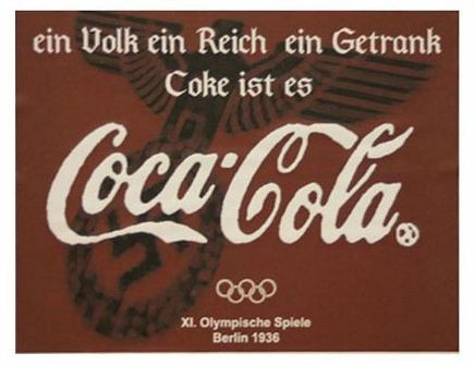 coca cola 1936