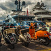 Vespa World Days  - Saint Tropez - 2016 by rinogas