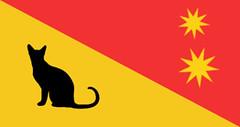 KUCHING FLAG