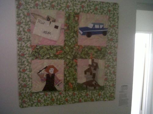Weasley quilt