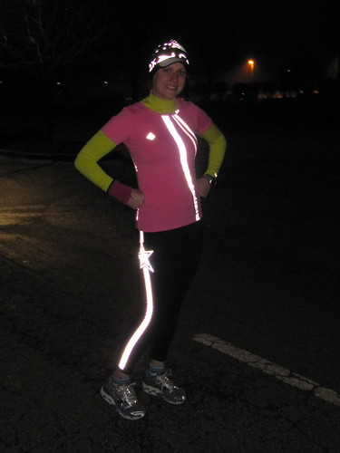 Relax Reflect Reflective Running Clothing