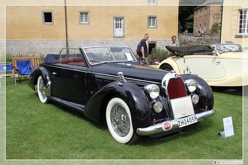 oldtimer sprzedam |1947 Talbot Lago T26 Cabriolet Worblaufen (01)|6780604274 d029acc45e