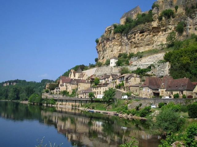 Viaje al Périgord, Francia